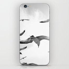 Nothingness iPhone Skin