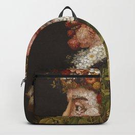 Giuseppe Arcimboldo  -  La Primavera Backpack
