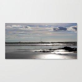 Tamarindo Beach Canvas Print
