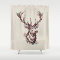 pride Shower Curtains featuring Pride by Heinz Aimer
