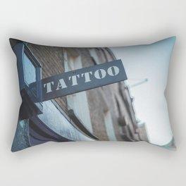 Tattoo Brick Lane Rectangular Pillow