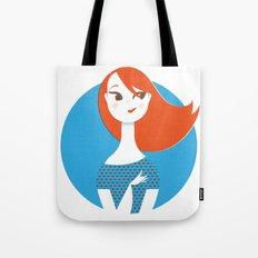 Bye-Bye love Tote Bag