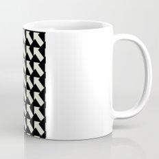 White Arrows Mug