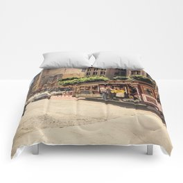 Downtown SF Comforters