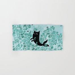 Undersea (Mint Remix) Hand & Bath Towel