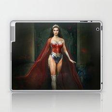 Wonder . Woman Laptop & iPad Skin