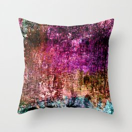 Mint Condition Throw Pillow