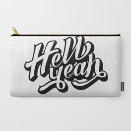 Hell Yeah! Carry-All Pouch