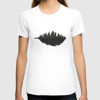 leaf T-shirts featuring Leaf City by filiskun