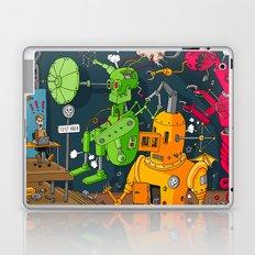 Robot Rampage Laptop & iPad Skin