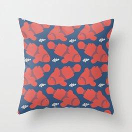 Fish 3 Throw Pillow