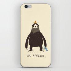 sloth(light) iPhone & iPod Skin