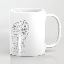 Moral Support Coffee Mug
