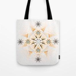 Ignacio: Twin Flame Dreamtime Mandala Tote Bag