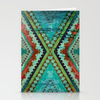 aztec Stationery Cards featuring AZTEC by ED design for fun