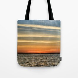End of another good day (Runaway) Tote Bag