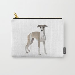 Whippet Love Carry-All Pouch