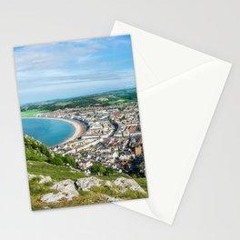 Llandudno Panorama Stationery Cards