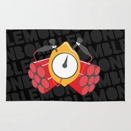 Lemon Bomb Rug