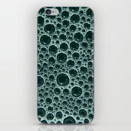 Mermaid Bubbles iPhone Skin