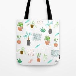 Botanica Pattern Tote Bag