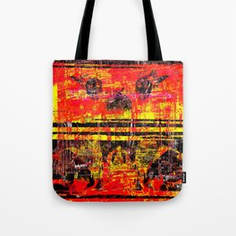 Red Wings Tote Bag