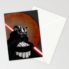 The Panda Menace Stationery Cards