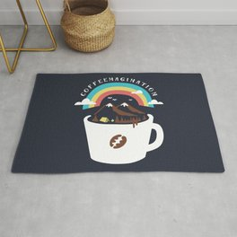 Coffeemagination Rug