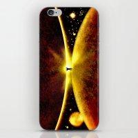 atlas iPhone & iPod Skins featuring ATLAS - 225 by Lazy Bones Studios