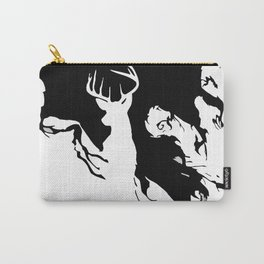 Deer patronus and deatheater Carry-All Pouch