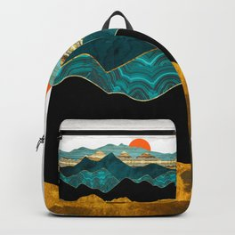 Turquoise Vista Backpack
