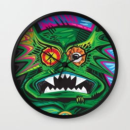 xMERMANx Wall Clock