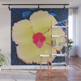 serie Hibiscus I Wall Mural