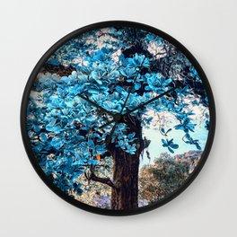 Fantasy Tree - Colorful Wall Clock