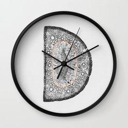 MICRO CIRCLE 2 Wall Clock