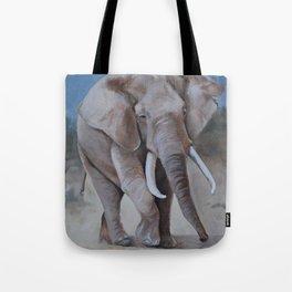 Ellie the Elephant Tote Bag