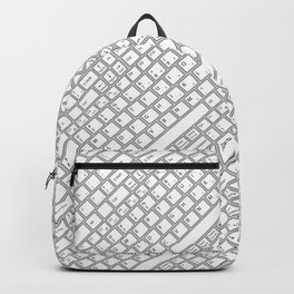 Keyboarded Backpack