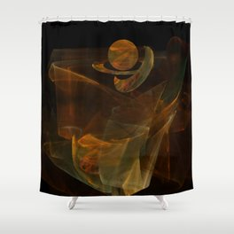 Other dimensions Shower Curtain