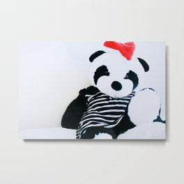 For the love of Pandas Metal Print