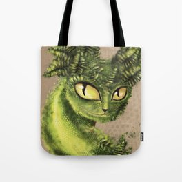 Fern Cat 2013 Tote Bag