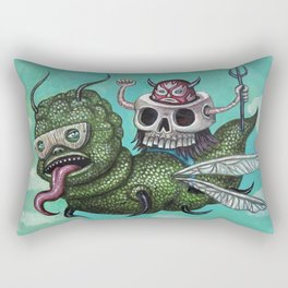 Ride of the Valkyrie Rectangular Pillow