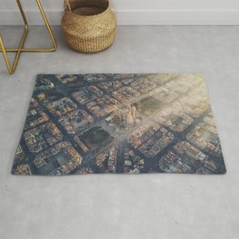 Let there be light! Rug