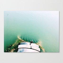 Sea Vent Canvas Print