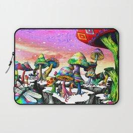 Mushroom Paradise Laptop Sleeve