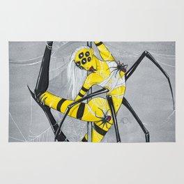 Poletober - Spider Rug