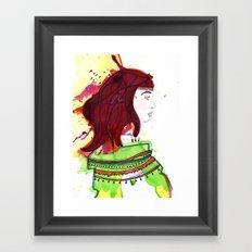 Guajira Framed Art Print