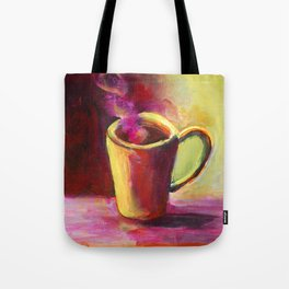 Coffee Cup Study No. 1 Tote Bag