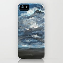 The Sun is Coming (Lista) by Gerlinde iPhone Case