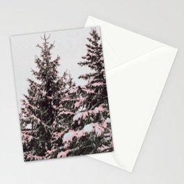 Bubblegum Snow Daze Stationery Cards