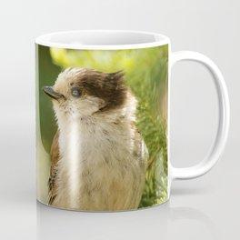 Profile of a Grey Jay / Whiskeyjack Coffee Mug